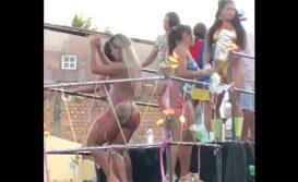Gostosas do Carnaval 2020 do bloco da separação