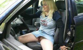 Mulheres nuas em público em fotos amadoras xxx